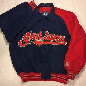 Starter Cleveland Indians jacket